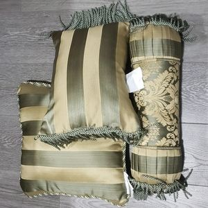 Bed Cushions (3 pieces)